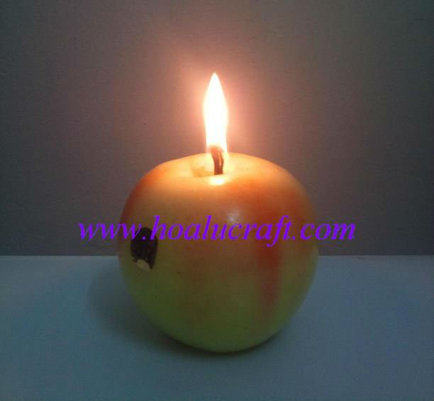 Decorative Fuit Candle