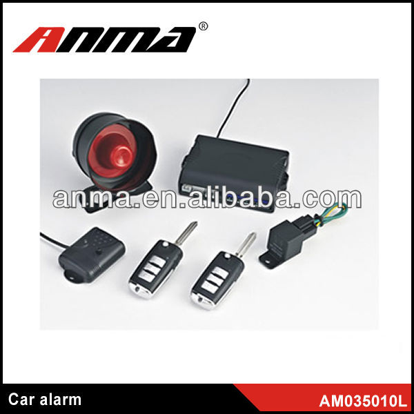 Popular simple strong functions Multi-band car alarms