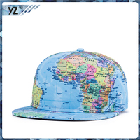 Wholesale custom promotional snapback hats/cap
