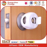Child safety decorative door knob covers