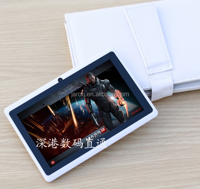 Android 4.4.2 Operating System and Tablet PC Type 7