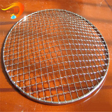 high quality stainless steel barbecue mesh