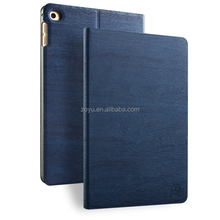 Tree texture Pu leather case for ipad mini 4 cover enviroment friendly
