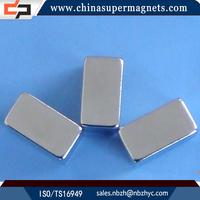 Professional Manufacturer Customized Industrial n42 strong thin neodymium magnet