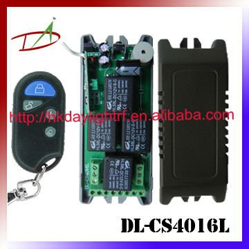 433Mhz multi Channel RF Radio Wireless Controller
