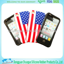 promotional item new products silicone phone case for iphone5
