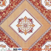 300x300mm 2016 New design attractive floor gres ceramic tiles price