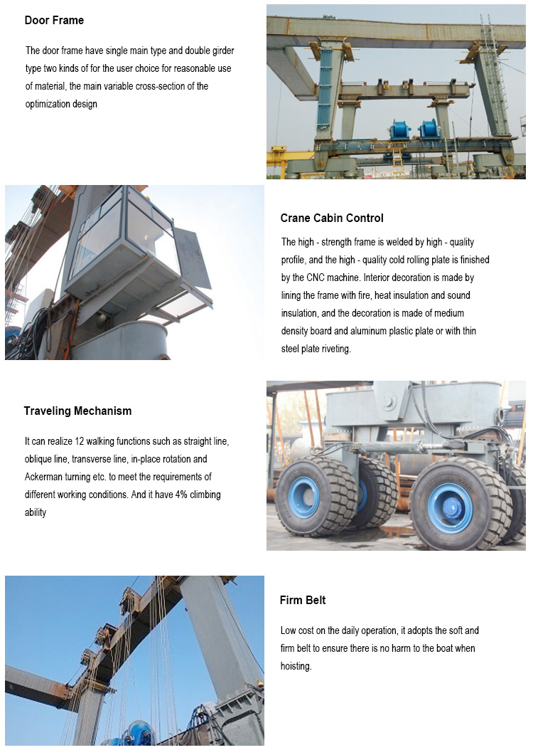 Reliable Yacht Crane Top Quality