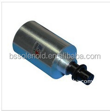 Linear tubular push pull solenoid with spring return 5172T