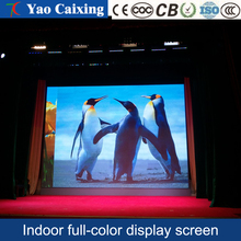 Color screen advertising wall LED indoor PH10 display Good price P10 indoor full color led display