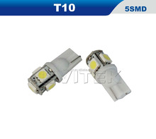 Low Price LED W5W T10 5 SMD 5050 ,Led Auto Lighting T10 5SMD Led Bulb Alibaba Express