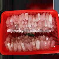 Wholesale Cheap Natural Quartz Rose Crystal