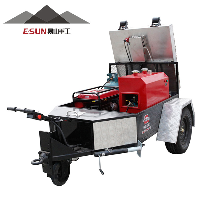 2017 most popular trailer infrared asphalt heater from China supplier