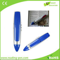 High-tech learning machine 2016 of learning Japanese talking pen with books