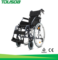 High quality aluminum quick release wheelchair