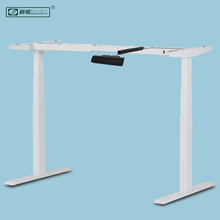 Office Fitouts Functional Dual Motor Electric Height Adjustable Standing Desk Motorized Lift Legs