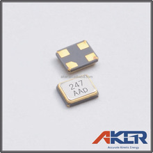 10~50MHz Crystal Oscillator Resonator Taiwan 2.5x2.0mm