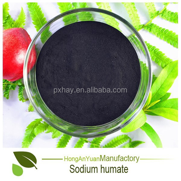HAY sodium humate powder agriculture use
