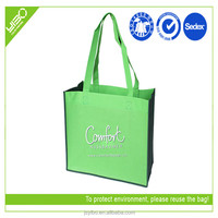 wholesale promotional recycled supermarket shopping bag