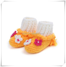 The cute crochet fashion baby baba shoes
