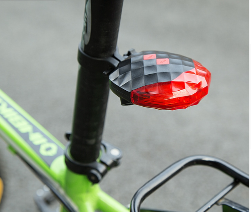 INBIKE Bike Light Bicycle MTB Tail Light LED 7 Flash Modes Cycling Lights Bike Accessories 308