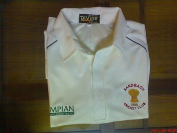 Cricket Shirt