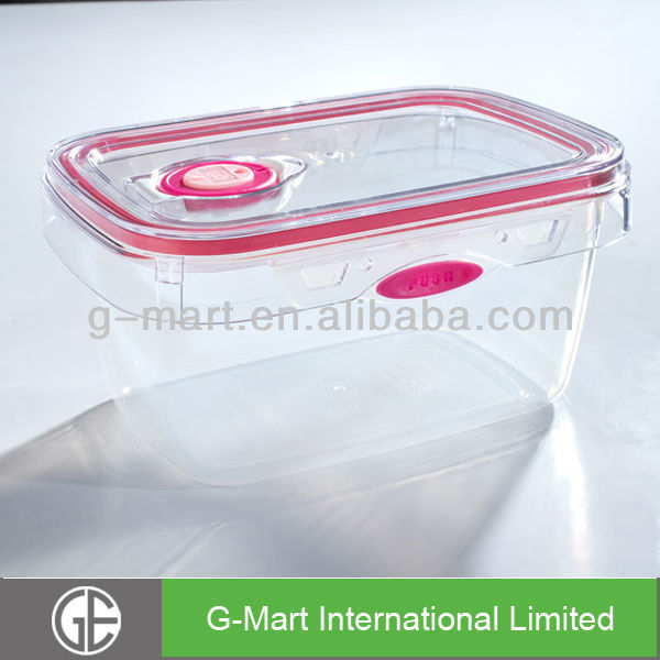 950ML Food Storage Container with Date Indicator