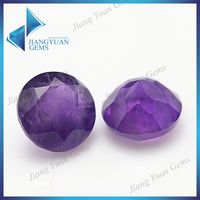 Natural Korea seoul crystal gemstones loose amethyst