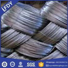 Hlwj exporting standard industrial staples galvanized banding wire