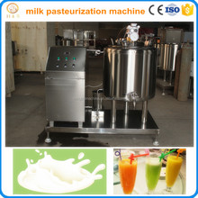 hot selling high quality stainless steel apple juice pasteurizer / milk pasteurizer htst