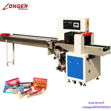 Automatic Marshmallow Agarbatti Pastry Pita Bread Packaging Machinery Noodle Apple Lettuce Fresh Fruit Packing Machine