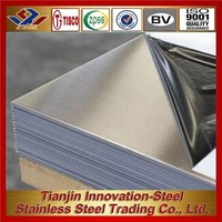 aisi 304 stainless steel plate price per kg