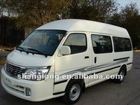 Left/Right Hand Drive Chinese Manufacturers 15 Passenger Diesel Van Price