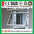 China supplier new design aluminum awning window/casement window