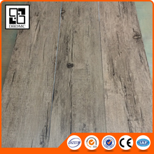 new model PVC Material and white wave wood anti slip Plastic Flooring Type peeling and stick vinyl floor/pvc plank floor
