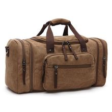 Top quality Army Style Canvas Duffle Military Bag