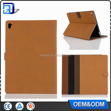 Best Selling Products Retro Matte Stand Wallet Folio Flip Cover Tablet Leather Case For iPad Pro 9.7 inch China Wholesale