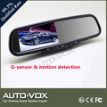 High brightness mirror monitor rear view 1080p