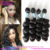 2016 Best selling indian hair extension unprocessed raw virgin human hair extension loose wave virgin hair extension