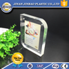 Customized hot sell table stands acrylic display card