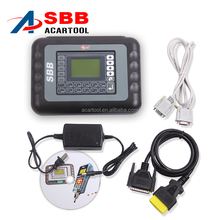 Latest Sale V33.02 SBB New Immobilizer Transponder Auto Car Silca Sbb Key Programmer Multi-languages Universal Key Pro Tool