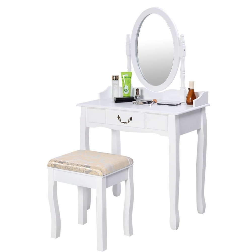 Hot sale dressing table 1 mirror dresser designs bedroom makeup dresser designs dressing table