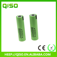 cgr 18650 ce rechargeable battery CGR18650CG battery 3.7v 2200mah lithium ion battery for e-cigarette
