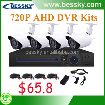 home security system ahd kit 720p new tech ahd camera,cctv camera manufacturer