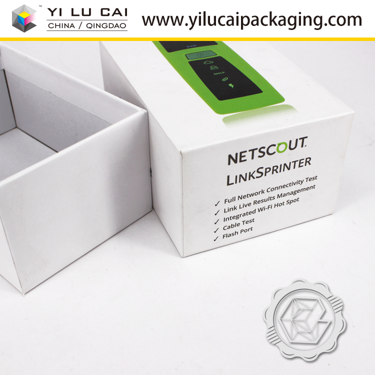 Yilucai Custom Paper Box Electronic Packaging Box Mobile Phone Case Packaging Box