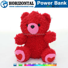 Promotion gift door power bank for digital camera ,oem power bank multifunction ,teddy bear power bank Multifunctional
