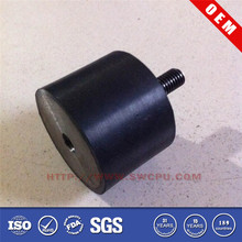 Rubber metal screw thread anti vibration mount rubber mount