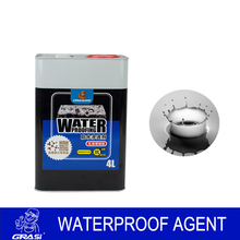 Concrete water repellent sealer