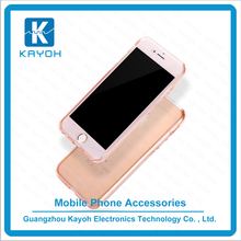 [kayoh] Crystal Clear TPU Gel Soft Skin Case for iphone 7s/7 plus covers for Note7