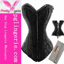 Special Embroidered bandaged Women Bustiers Sexy waist Corset